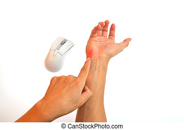 Hand pain - Carpal Tunnel Syndrome CTS ,Hand pain, BB...