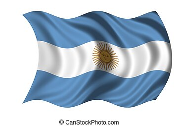 National Flag Argentina
