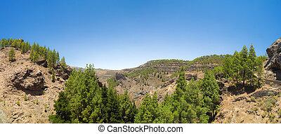 Inland Gran Canaria - Inland Central Gran Canaria, Caldera...