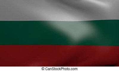 bulgaria strong wind flag