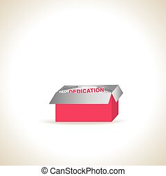 dedication idea in the box