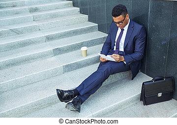 Writing plan of work