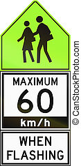 Maximum 60 Kmh When Flashing in Canada - Canadian regulatory...