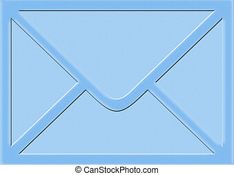 email envelope sign