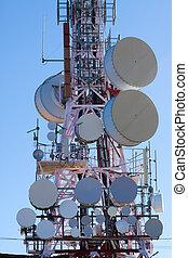 Telecommunications antenna