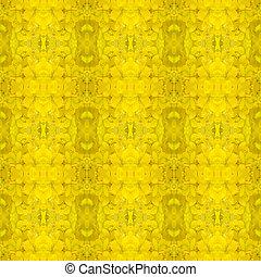 Cassia fistula flower seamless pattern background