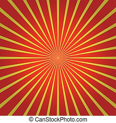 Funky background - Abstract Funky Striped Background Red...