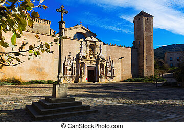 Royal Abbey of Santa Maria de Poblet - The Royal Abbey of...