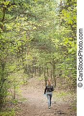 andar, madeiras
