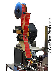 d labeling machine