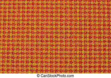 Orange and Yellow Fabric that can be used as a background