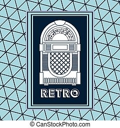 retro lifestyle design, vector illustration eps10 graphic