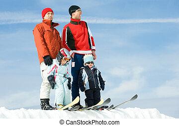 Ski time - Landhotel Binderh?usl Familie Yoshi Keller,...