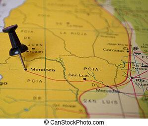 Mendoza  - mendoza Argentina vinos y buen comer