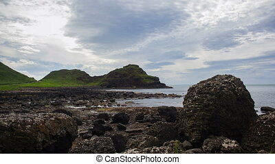 Giant's Causeway - A Beautiful Time-Lapse Video Of The...
