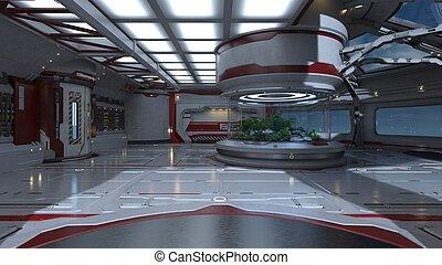 Research institute - Image of a research institute