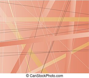 Criss Cross Background - A background with gradient criss...