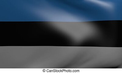 estonia strong wind flag
