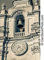 Church in Mdina, Malta