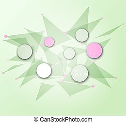 Abstract template background eps 10 vector illustration