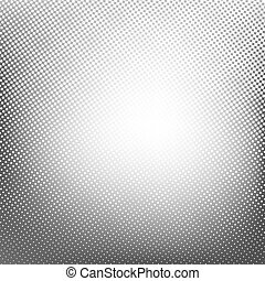 Abstract spotted halftone background Vector illustration for...