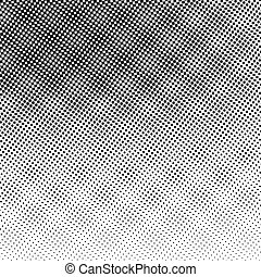 Abstract spotted halftone background. Vector illustration...