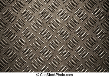 Metal surface as a background motive