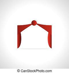 curtain concept