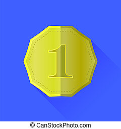 Gold Medal Icon