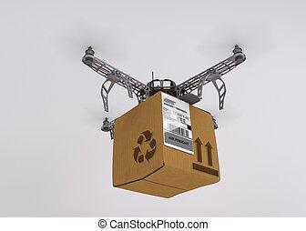 quadcopter, 雄峰
