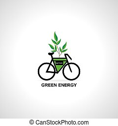 bicycle energy green