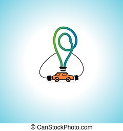 car charging idea