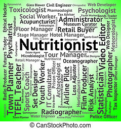 Nutritionist Job Means Hire Food And Jobs - Nutritionist Job...