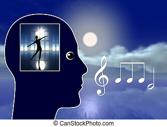 Music Make You Dream - Classical music leading to lucid...