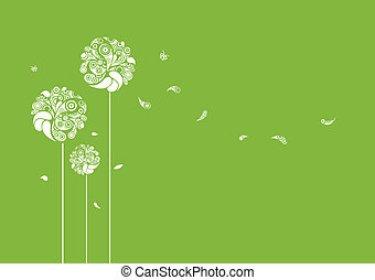 flowers background - flowers pattern design background.