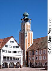 Town hall in Freudenstadt
