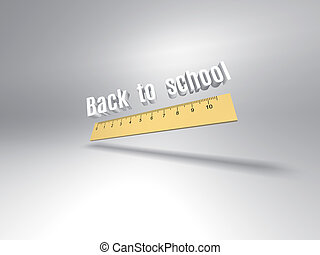 Back to school background. - Back to school background with...