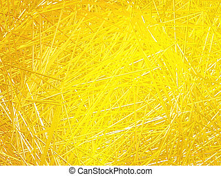 Abstract golden background of intersecting lines. Golden....