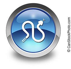 Icon, Button, Pictogram Rattlesnakes - Icon, Button,...