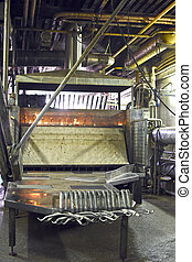 equipment for processing of pork after slaughter