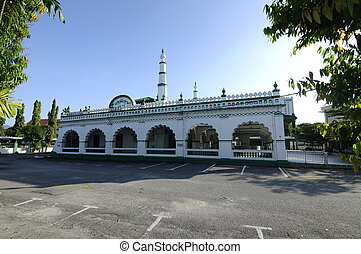 India Muslim Mosque - Indian Muslim Mosque in Ipoh, Perak,...