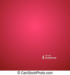 Abstract Vector Pink - Red Background