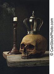 Vanitas Life, death and resurrection - Vanitas Life, death &...