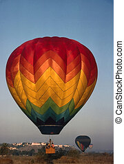 Hot air baloon
