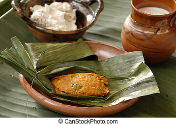 Mexican fish tamale - A traditional recipe from Baja...
