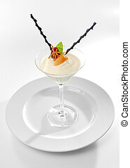 Tequila Mousse