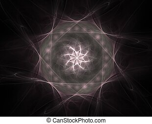 Elementary Particles series Interplay of abstract fractal...