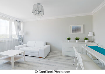Neat furnished elegant apartment - Photo of neat furnished...