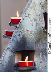 蜡燭, 教堂