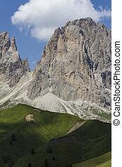 landscape rocky mountain